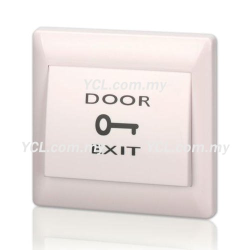 Accessories Fingertec 3' x 3' Exit Push Button (WDA009)