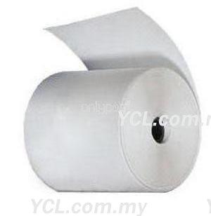 Plain Paper Roll 57 x 65 x 12 (White)